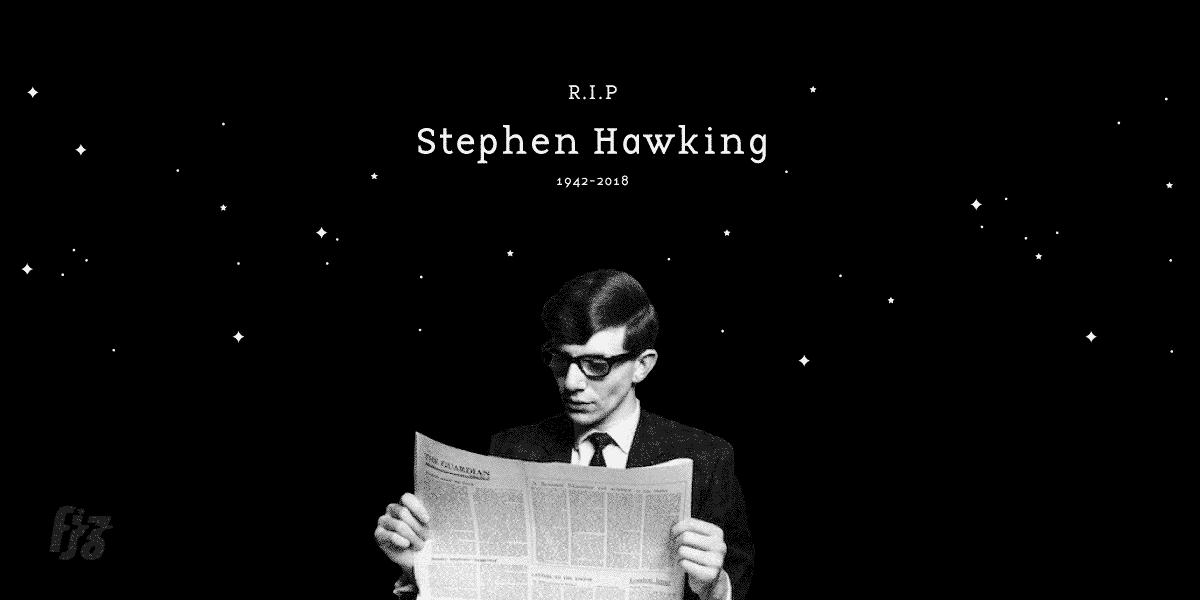 ระลึกถึง Stephen Hawking ผ่านเสียงที่เขาฝากไว้ในโลกนี้