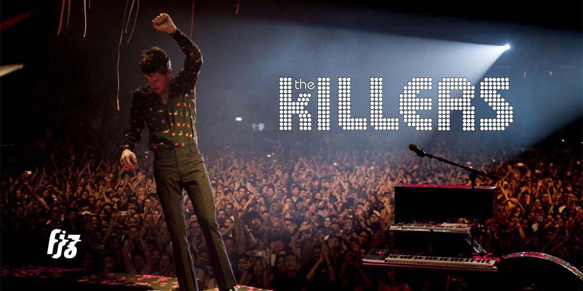 เป็นบุญของแฟนชาวไทยจริง ๆ The Killers กับโชว์ที่ยกให้เป็นอีกคอนเสิร์ตแห่งปี