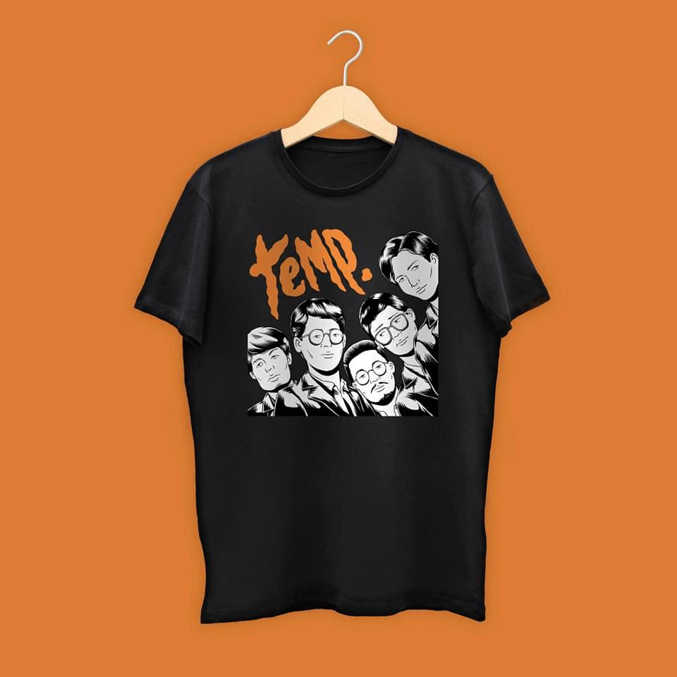 เสื้อวง temp. Cat T-Shirt ครั้งที่ 6