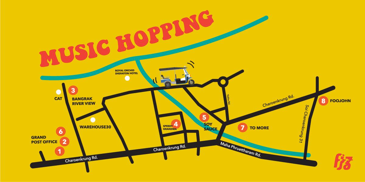 รู้จักกับ Music Hopping กิจกรรมสุดสนุกที่นักฟังเพลงควรลองสักครั้ง