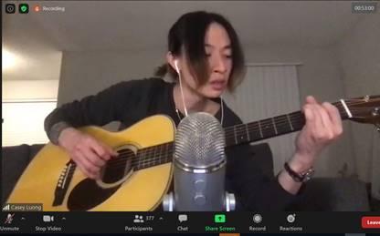 ครบทุกรส ทุกอารมณ์กับ Music Is Universal Present keshi Live Showcase เมื่อวันเสาร์ที่ผ่านมา ก่อนปล่อย EP ใหม่ 'always' ในวันศุกร์ที่ 23 ตุลาคมนี้